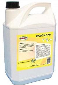 Javel concentrée 9.6% 5 L - Hydrachim