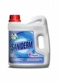 Gel nettoyant dermoprotecteur mains SANIDERM - THOMIL - 4L