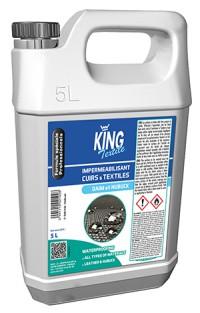 Imperméabilisant cuir et textiles - 5L - KING
