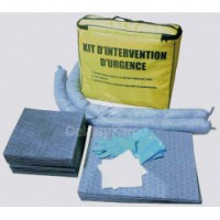 Kit d'intervention liquides - DELAISY KARGO - 25L