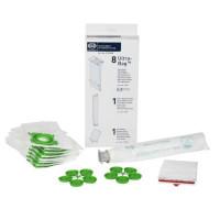 Kit 8 sacs poussières + filtres aspirateurs brosseurs X400/XP10/20/30-SEBO