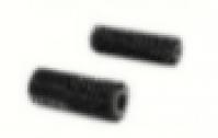 Kit 2 brosses noires et grises dures - pour CT 5 C 25 - ICA