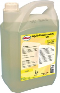Liquide vaisselle Machine 500 - ORLAV - 5L