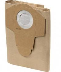 Sacs aspirateur papier - CLEANFIX - 40L - 10 unités