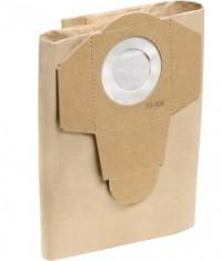 Sacs aspirateur papier - CLEANFIX - 60L - 10 unités