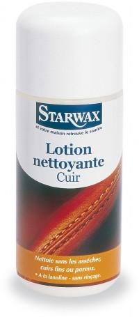 Lotion nettoyante cuir - STARWAX - 200mL