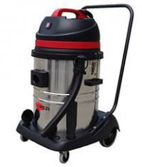 Aspirateur eau et poussières VIPER LSU 155 Cuve chrome
