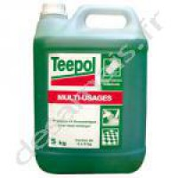 Teepol detergent multiusage 5l