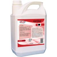 Gel décapant nettoyant Four - ORLAV - HYDRACHIM - 5L