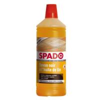 Savon noir huile de lin SPADO 1L-DESAMAIS-