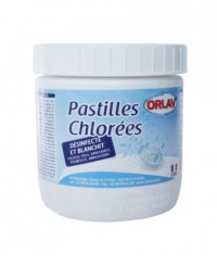 Pastilles chlorées - ORLAV - HYDRACHIM