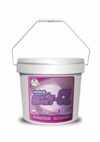Additif agent blanchissant ACTIV-CL - THOMILMATIC - 10kG