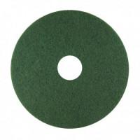 Disque de Lavage / Récurage - Vert - PAD Qualité ECO