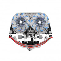 Plateau porte disques Padloc- Numatic 244 NX- 911844