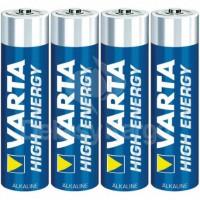 Piles LR 03 VARTA - pack de 4