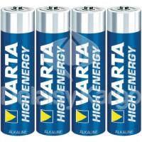 Piles LR 06 VARTA - pack de 4