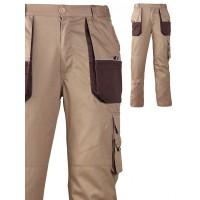 Pantalon de travail polyester - SINGER - 245g/m² - Beige
