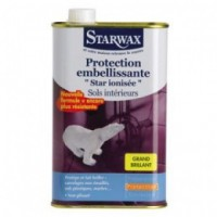 """Protection embellissante \""""star ionisee\"""" starwax 1l"""