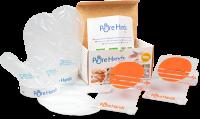 Support + gant alimentaire - PURE HANDS - DE WITTE