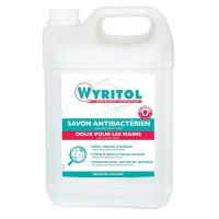 Savon antibactérien doux pour les mains WYRITOL - PROVEN - 5L