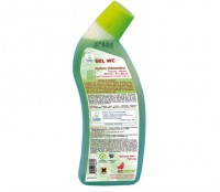 Gel WC - IDEGREEN - 750ml - Ecolabel