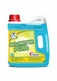 Nettoyant BIO NEUTRAL PURE - THOMIL - 4L