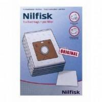 Sachets nilfisk origine coupe parquet / boite de 5
