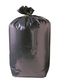 Sac poubelle noir 110L - MP Hygiene