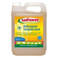 Détergent Surpuissant - SANITERPEN - 5L