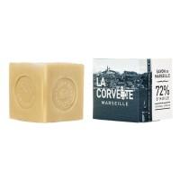 Savon de Marseille 72% - LA CORVETTE - 500g