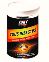 FURY - Fumigène 150m3