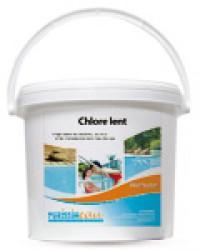 Chlore Lent HYDRAPRO - Seau de 5kg