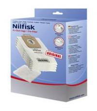 Sacs aspirateur NILFISK SELECT