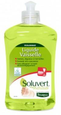 Soluvert liquide vaisselle 500ml