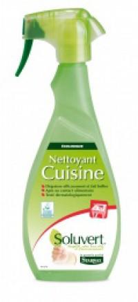 Soluvert nettoyant degraissant cuisine 500ml