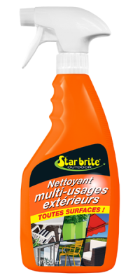 Nettoyant multi-usage exterieur - 650ML - STARBRITE