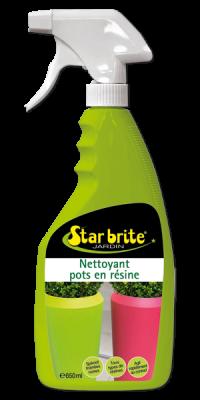 Nettoyant pots en résine - 650ML - STARBRITE