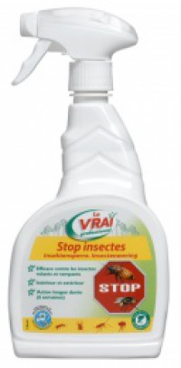 Stop insectes pistolet 750 ml