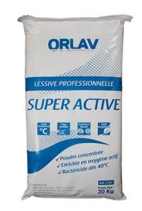 Lessive Atomisée ORLAV Super Active - 20kg