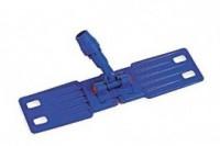 Support frange à plat système click - 40cm