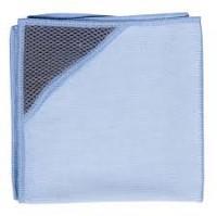 Chiffon microfibre de poche pour perche- Bleu-  LAMATEX