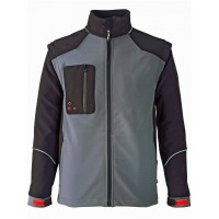 Veste softshell manches amovibles - SINGER