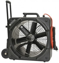 Ventilateur axial - EUROSTEAM