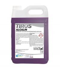 TIROS Alcalin Détergent - 5 L - HYGIENES &  NATURE