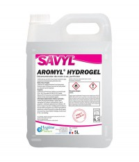 Gel désinfectant mains AROMYL - HYGIENE & NATURE - 5L