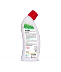 Gel WC détartrant - BLUNY V - ECOCERT - 750ml