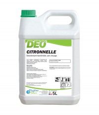 Désodorisant bactéricide DEO - HYGIENE & NATURE - 5L