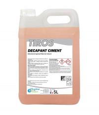Décapant ciment - TIROS - HYGIENE & NATURE - 5L