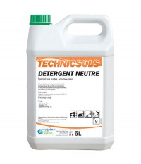 Détergent neutre - TECHNICSOLS - HYGIENE & NATURE - 5L