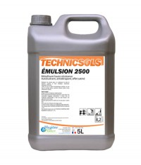 TECHNICSOLS Emulsion 2500 - 5 L - HYGIENES & NATURE